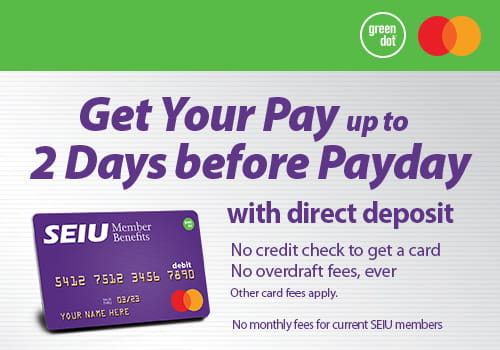 Finance | SEIU Member Benefits