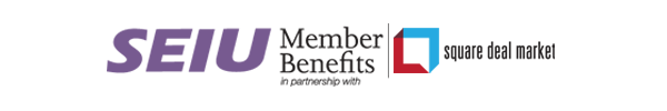 SEIU member benefits in partnership with Green Dot