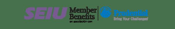 SEIU Member Benefits en asociación con Prudential
