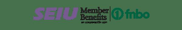 SEIU member benefits en cooperción con First National Bank Omaha