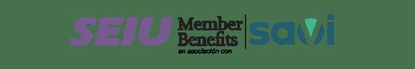 SEIU Member Benefits en asociación con Savi
