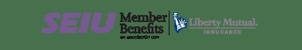 SEIU Member Benefits en asociación con Liberty Mutual Insurance