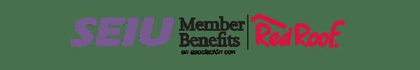 SEIU Member Benefits en asociación con Red Roof Inn